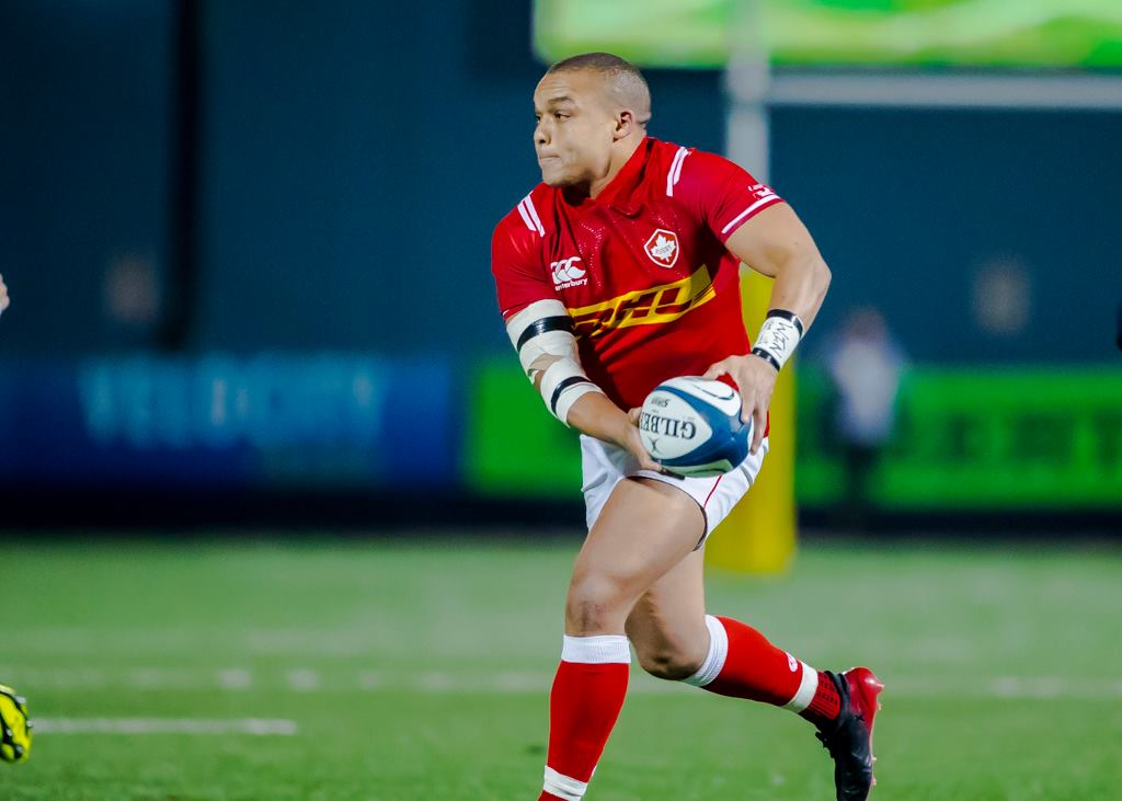 Canada rugby player