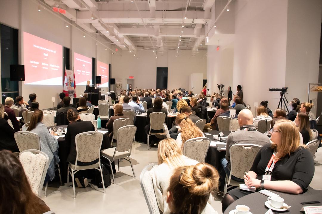 conference delegates at SCRI 2019