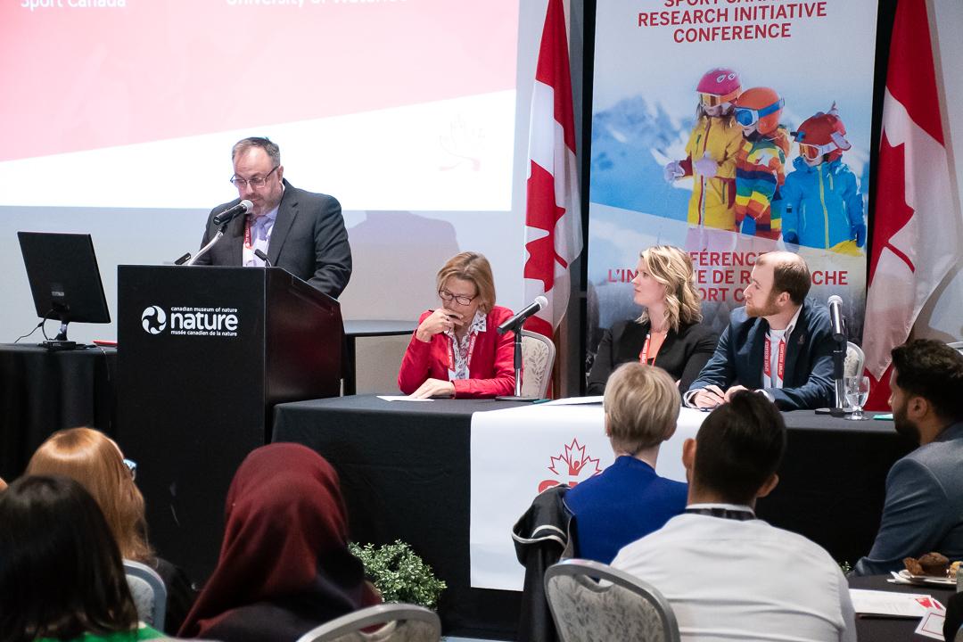 Podium speaker at SCRI Conference