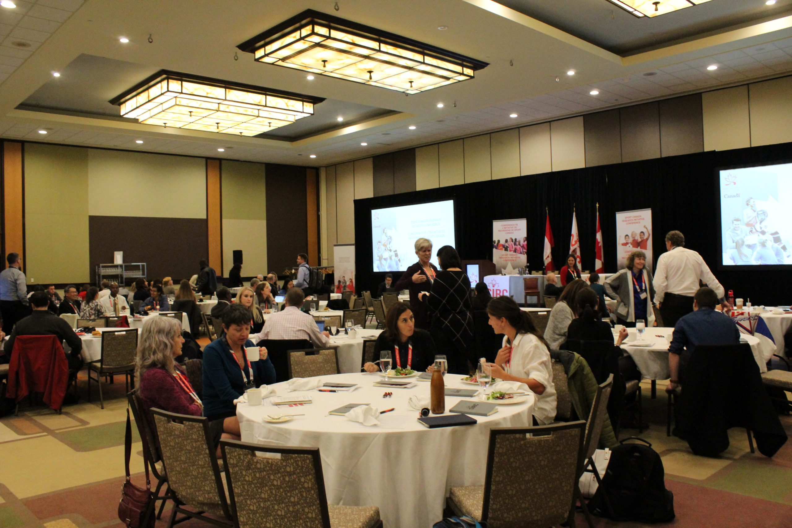 Sport Canada Research Initiative Conference Audience