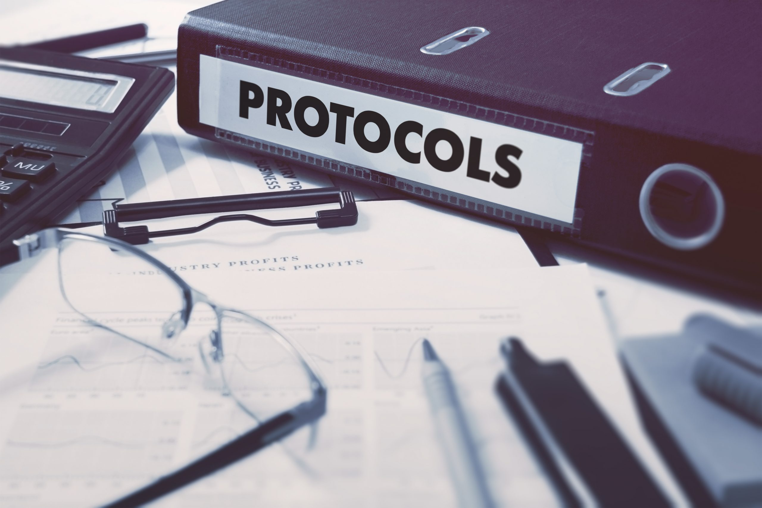 Binder of protocols
