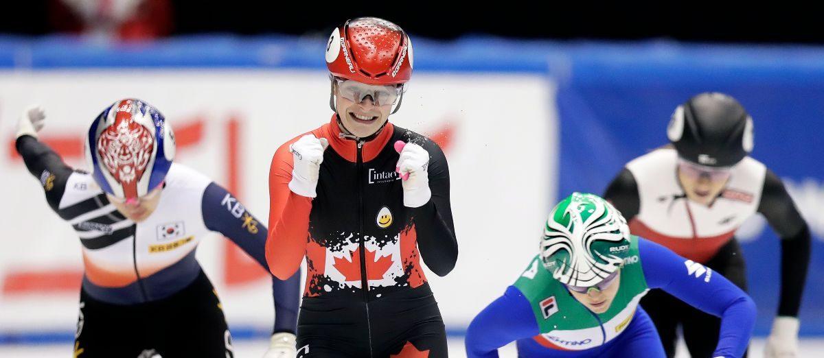 Canadian speedskater