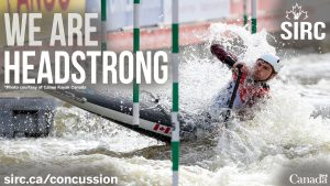 canoe kayak athlete