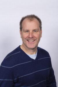 Peter Leyser, headshot