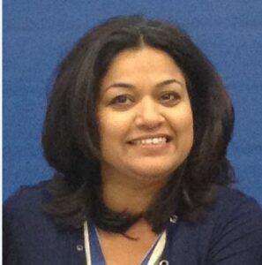 Reema Shafi, PhD, headshot