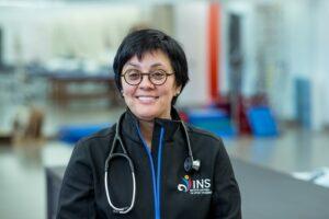 Dr. Suzanne Leclerc headshot