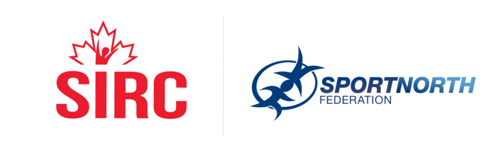 SIRC and Sport North logos