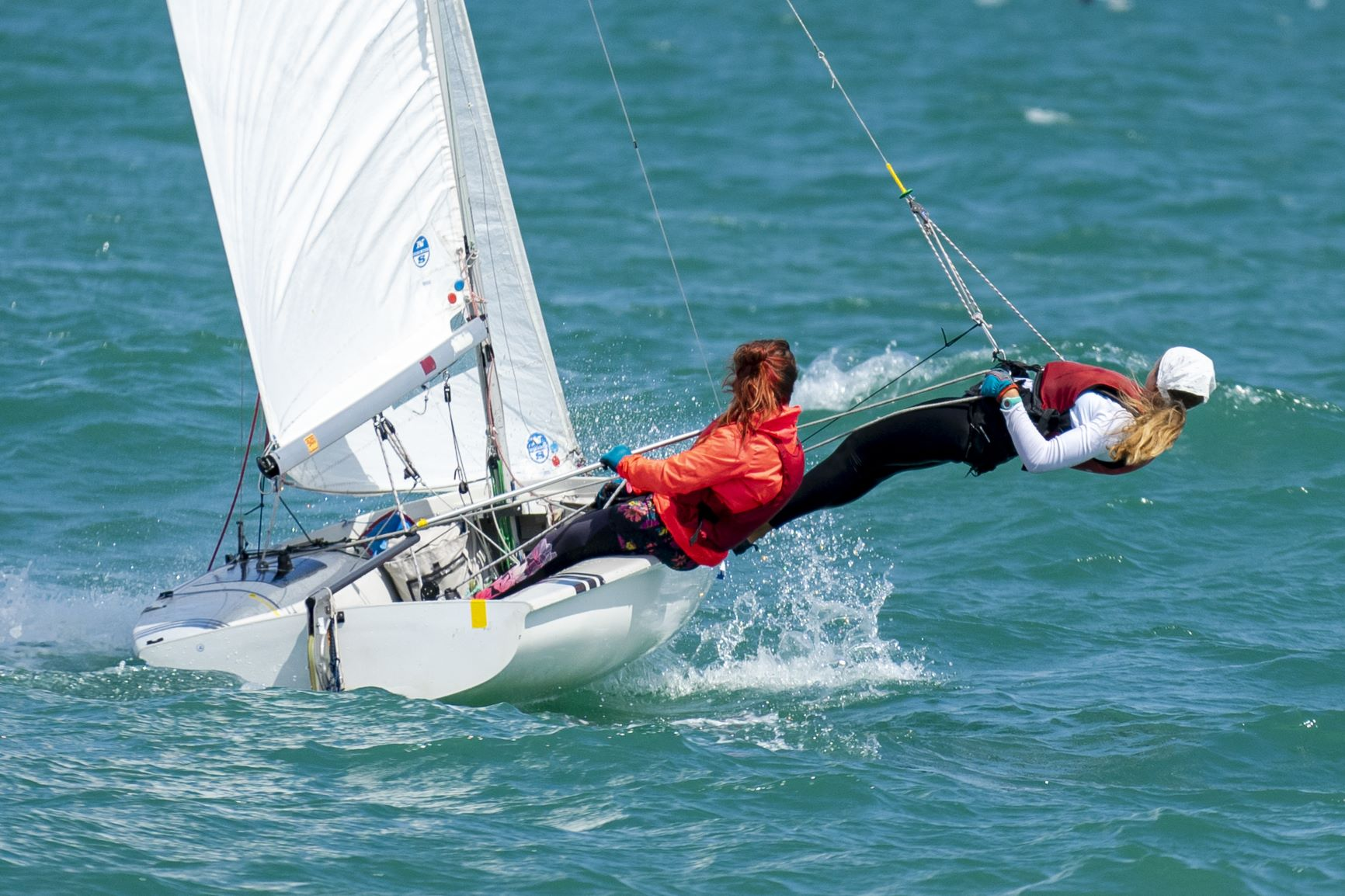 Sailing team competition