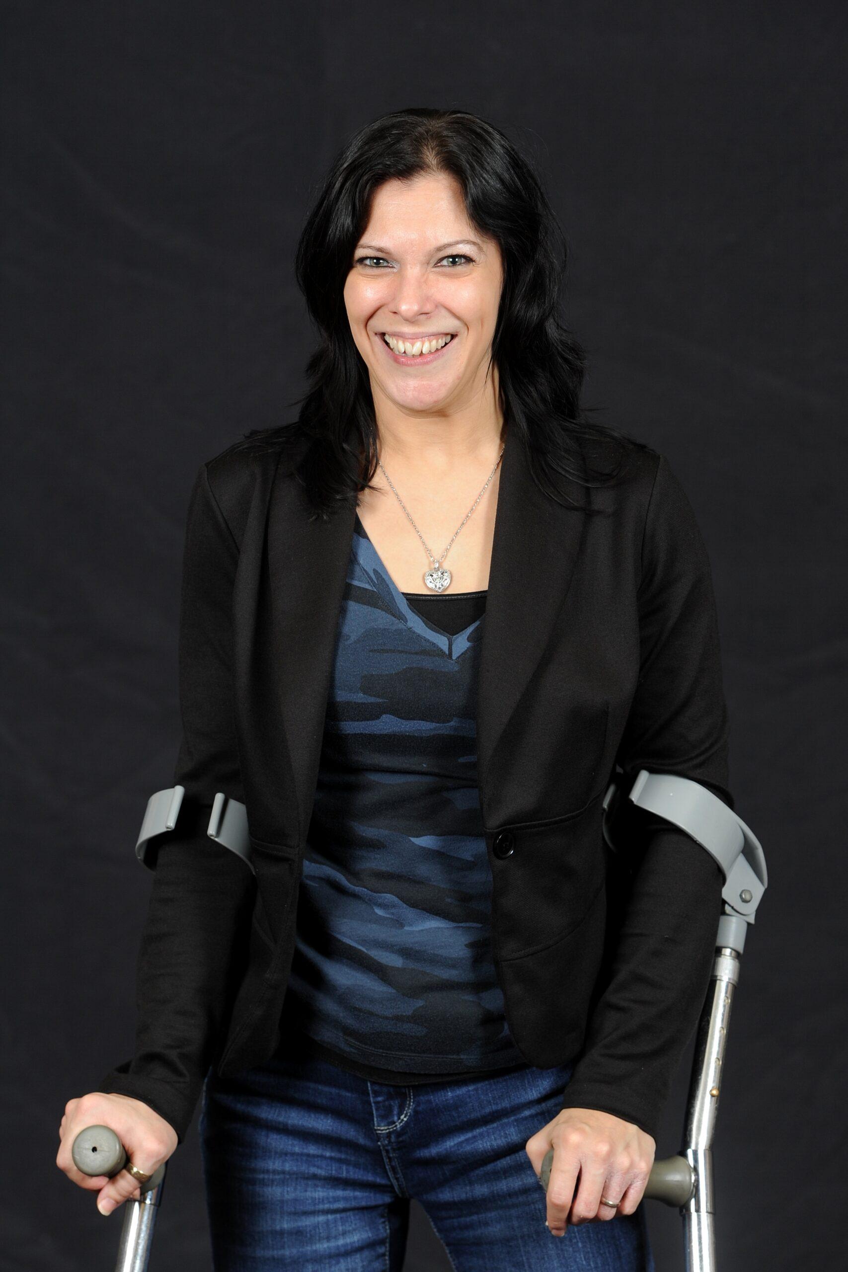 Véronique Pagé headshot