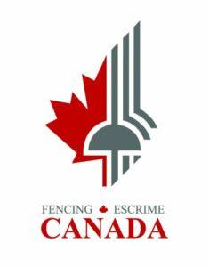 Canada Fencing Federation Logo