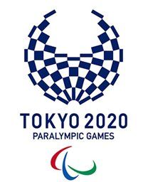 Official logo for the Tokyo 2020 Paralympic Games