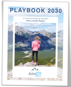 Cover of Playbook 2030.