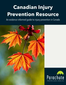 Cover of Canadian Injury Prevention Resource